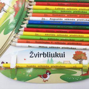 Grafitiniai pieštukai